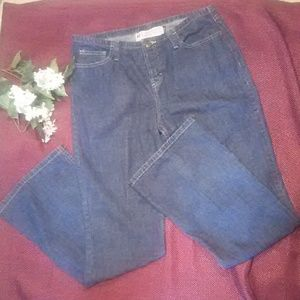 American Eagle button fly 100% cotton jeans sz 10